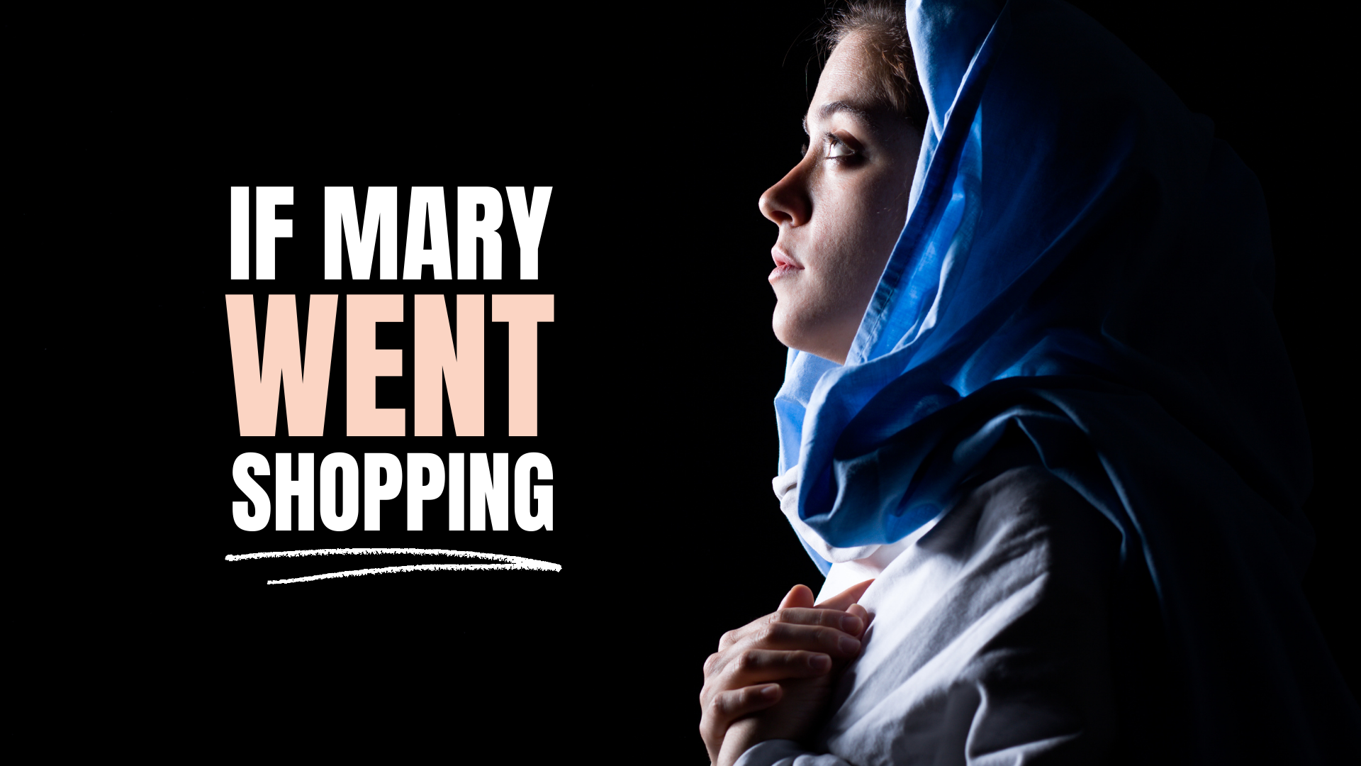 If Mary went shopping