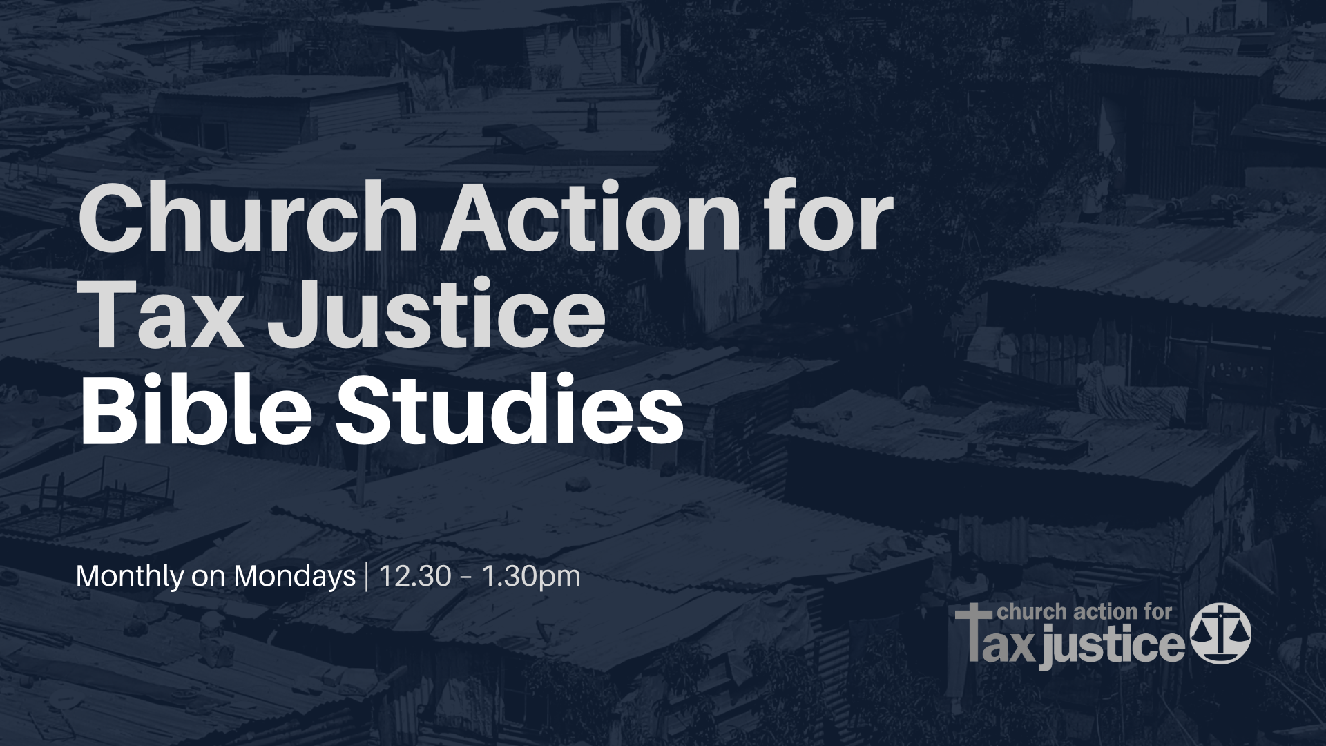 Church Action for Tax Justice | Bible Studies