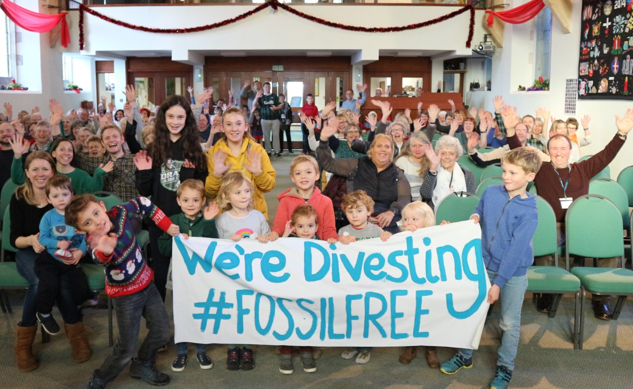 UK Churches divest from fossil fuels in response to the climate crisis